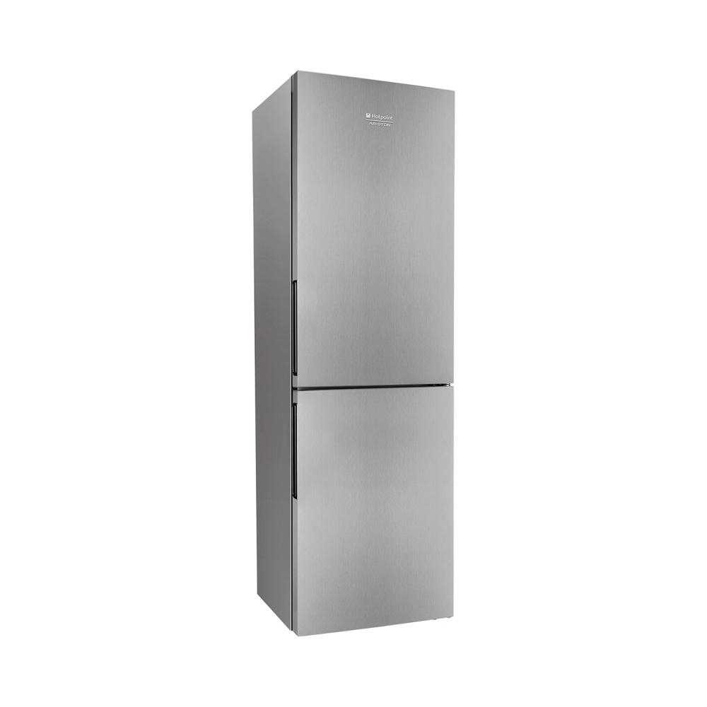 XH8 T3U X Libera installazione 338L A+++ Acciaio inossidabile frigorifero  con congelatore