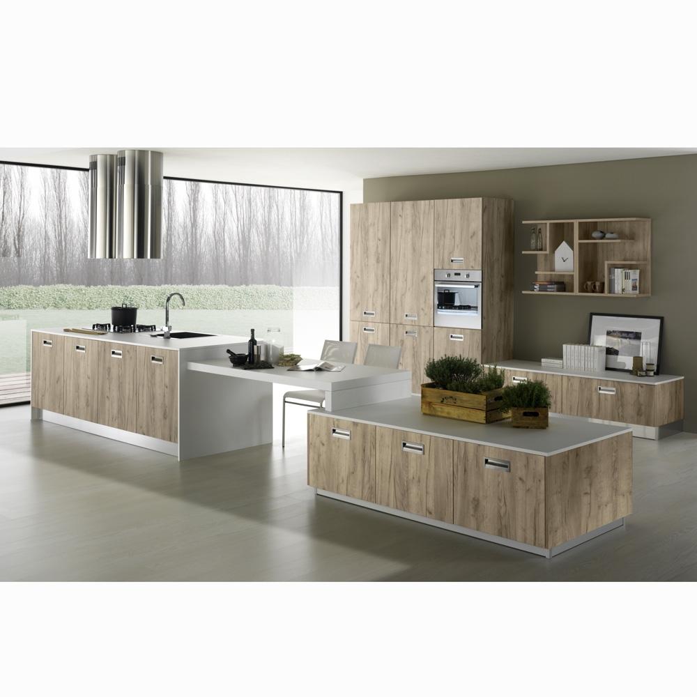 MOBILTURI Cucine Moderne NEVADA - shop online su Gran Casa